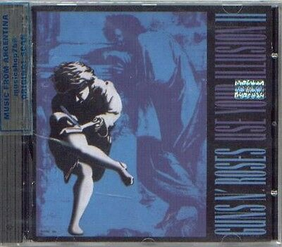 GUNS N' ROSES USE YOUR ILLUSION II SEALED CD NEW 2