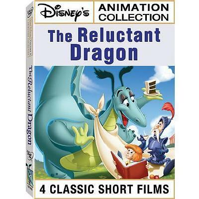 Walt Disney: Disney Animation Collection Vol. 6: The Reluctant Dragon (DVD, 2009