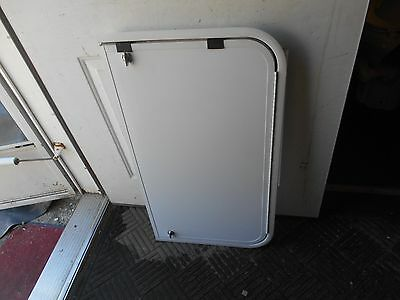 """*RV CARGO DOOR R.O. 37"""" TALL X 22"""" WIDE X 3/4"""" THICK"""