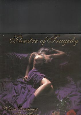 THEATRE OF TRAGEDY - velvet darkness they fear LP
