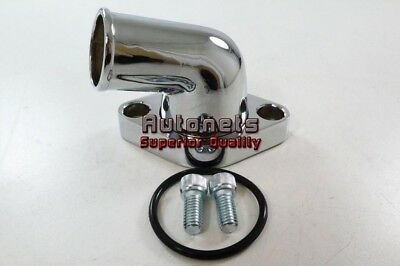 Ford 351C 351M 400M Chrome Water Neck Thermostat Housing O Ring /& Bolts SBF