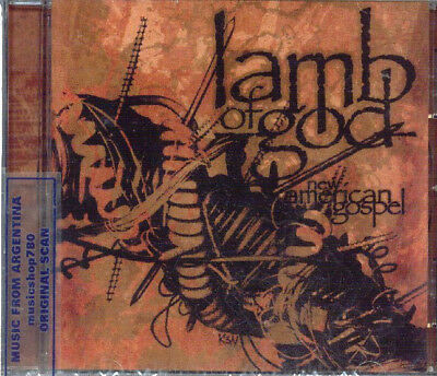 Lamb Of God New American Gospel Sealed Cd New