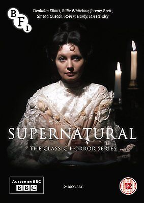 Supernatural  - Classic BBC Horror Series - BFI DVD NEW & SEALED (2 Discs)