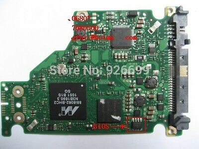 IBM 100548450 HDD Hard Drive PCB Logic Board Tested Working - FREE Shipping