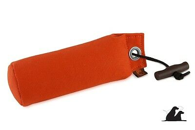 "FIREDOG Dummy Standard 250g -orange- Welpendummy ""Das Retriever Dummy"""