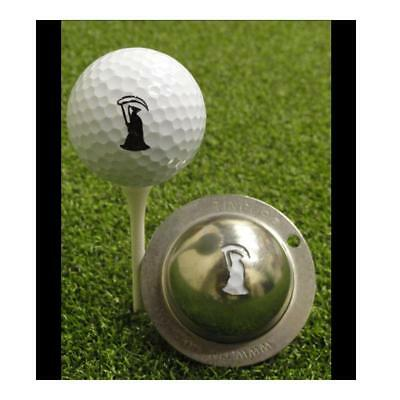 Tin Cup Golf Ball Marking System (Grim Reaper)