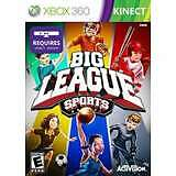 Big League Sports (Xbox 360, 2011) Kinect Brand New, Factory Sealed blowout sale