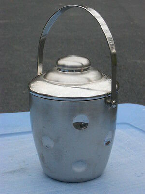 Nice Quality Stainless Steel Ice Bucket WATERFORD MARQUIS Barware Bar Tool