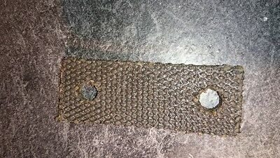 Nos Bmc Austin Morris Mg Car Exhaust Strap 2 3/4""