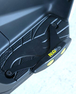 R&G Racing Footboard Sliders to fit Honda NSC 50 R 2013-