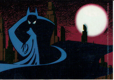 Batman Animated Series 2 Vinyl Mini-Cel Card 4