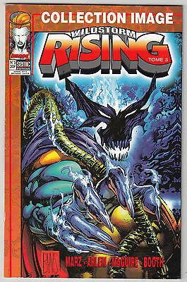 *** Collection Image n° 5 - Wildstorm Rising t.3 *** 06/1997 // Etat Neuf // z28