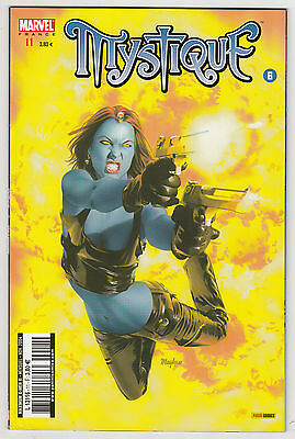 *** Maximum X-MEN n° 11 : Mystique 6 *** 11/2004 - Panini // Etat Neuf // z34