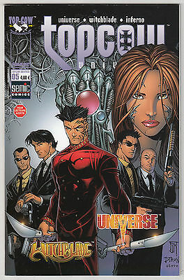 *** Top Cow Universe n° 5 *** 12/2002 - Semic Comics // Etat Neuf // z16