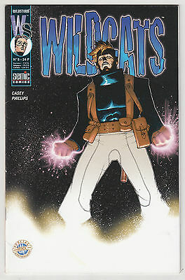 *** Wildcats n° 5 *** 08/2000 - Semic Comics // Etat Neuf // z18