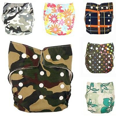 New comfort baby Cloth diapers Diapers adjustable washable newborn diapers Pants