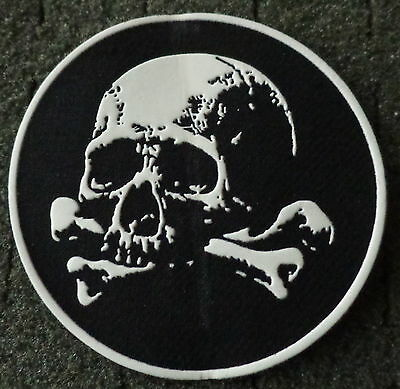 Russian army   SKULL SPETSNAZ  patch    # 65ss