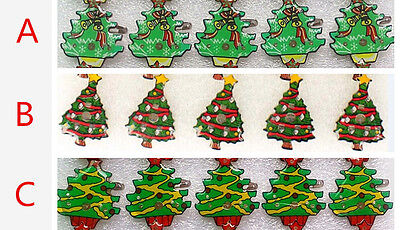 Free shipping Christmas tree LED Flashing Light Up Badge/Brooch Pins party gifts