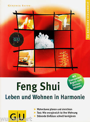 feng shui leben und wohnen in harmonie von g nther sator. Black Bedroom Furniture Sets. Home Design Ideas