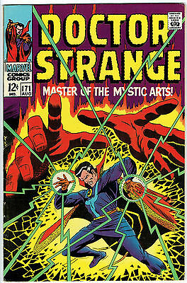 DOCTOR STRANGE ISSUE 171 PRODUCED BY MARVEL COMICS vfn