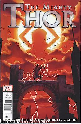 The Mighty Thor comic issue 3