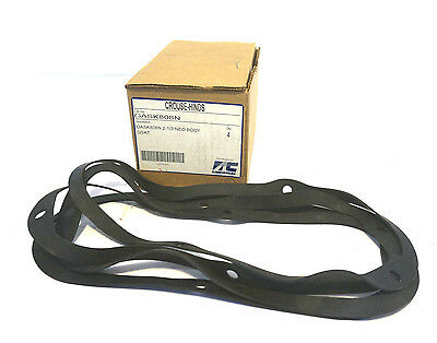 """4 New Crouse Hinds Gask808N  2-1/2"""" Neo Body Gasket"""