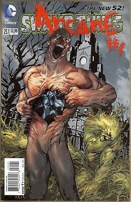 Swamp Thing #23.1 - NM- - Standard Edition - New 52