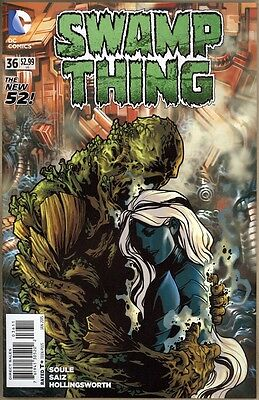 Swamp Thing #36 - NM - New 52
