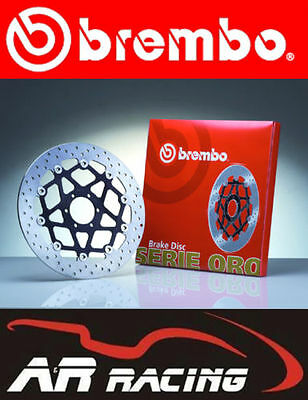 Ducati 1098 / R / S / Tric 2007-2009 Brembo Replacement Upgrade Front Brake Disc