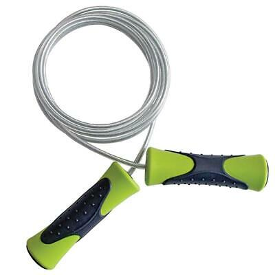 66fit™ Pro Wire Speed Skipping Rope - Crossfit Boxing MMA Training Fitness