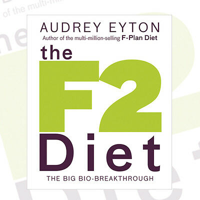 The F2 Diet by Audrey Eyton Paperback 9780593055298 Brand New