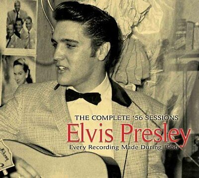 Elvis Presley - The Complete '56 Sessions NEW 2 x CD