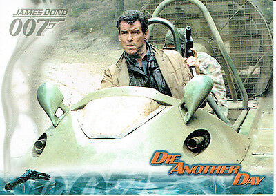 James Bond Die Another Day Promotional Card P1
