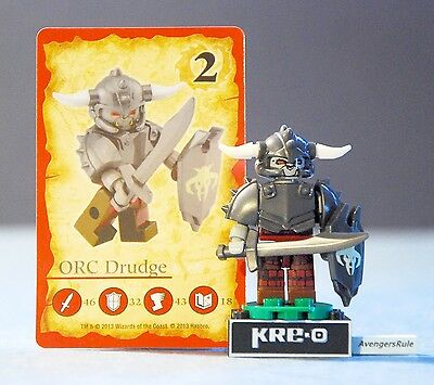 Kre-O Dungeons & Dragons Series Collection 1 Orc Drudge