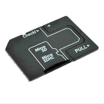 2 In 1 Micro SD TF to SD Memory Card to USB Flash Disk Adapter Card Adapter EPS