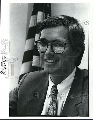 1989 Press Photo Kevin J. Arquit Director of FTC's Bureau of Competition