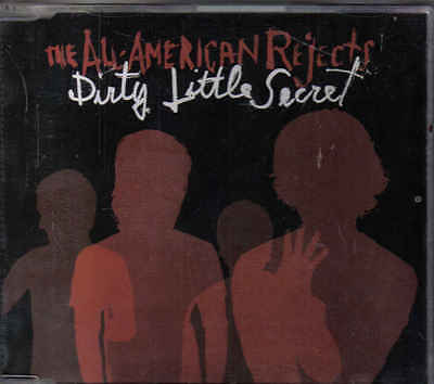 The All American Rejects-Dirty Little Secret Promo cd single