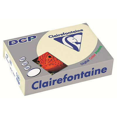 Clairefontaine DCP elfenbein 100 120 160 190 210 250 300g/m² DIN-A4 A3 SRA3