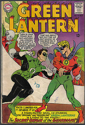 Green Lantern Issue 40 Produced By Dc Comics