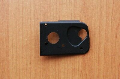 Lhs Under Base Cover For Contax 167Mt  Film Camera. Used Spare Part.