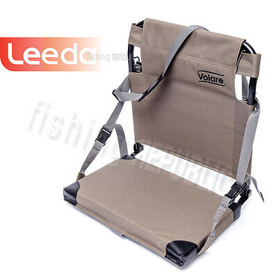 NEW!! Leeda Volare Boat Seat for Boat Fishing : Trout & Fly Fishing & FREEPOST