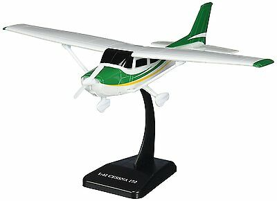 NR20663 Cessna 172 Syhawk With Gear Model Desk Top Display Private 1/42 Airplane