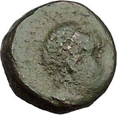 Antiochos III, the Great 223BC RARE Ancient Greek Coin Apollo Cult  i46044