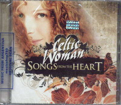 CELTIC WOMAN SONGS FROM THE HEART SEALED CD NEW