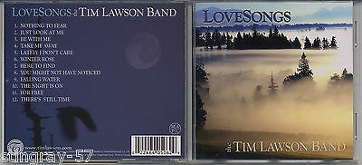 The Tim Lawson Band: Lovesongs Cd