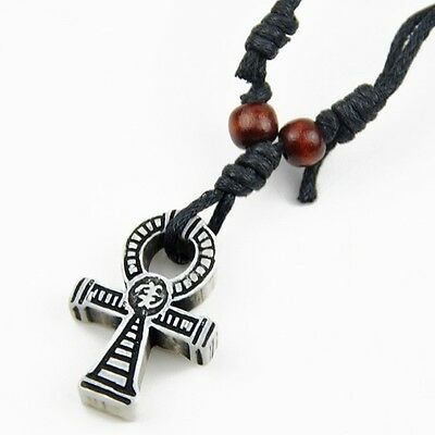 Cool Ancient Egyptian Ankh Cross Pendants necklace