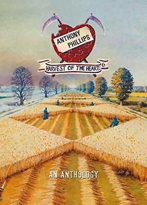 Anthony Phillips - Harvest Of The Heart - An Anthology (NEW CD SET)