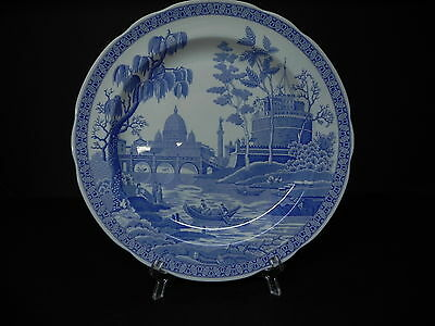 SPODE CHINA GEORIGIAN  COLLECTION DINNER PLATE MINT