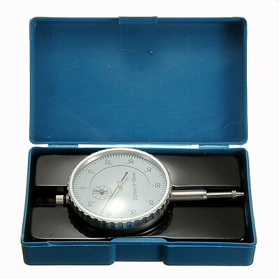 0.01mm Accuracy Measurement Instrument Dial Test Indicator Gauge Precision Tool
