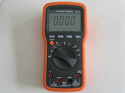 Klein Tools MM1000 Electrician's Multimeter.